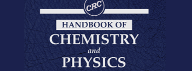 CRC Handbook of Chemistry and Physics logo
