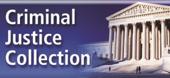Criminal Justice Collection logo