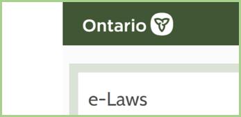 E-Laws Database
