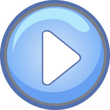 clipart of play button