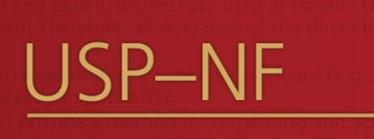 USP-NF logo