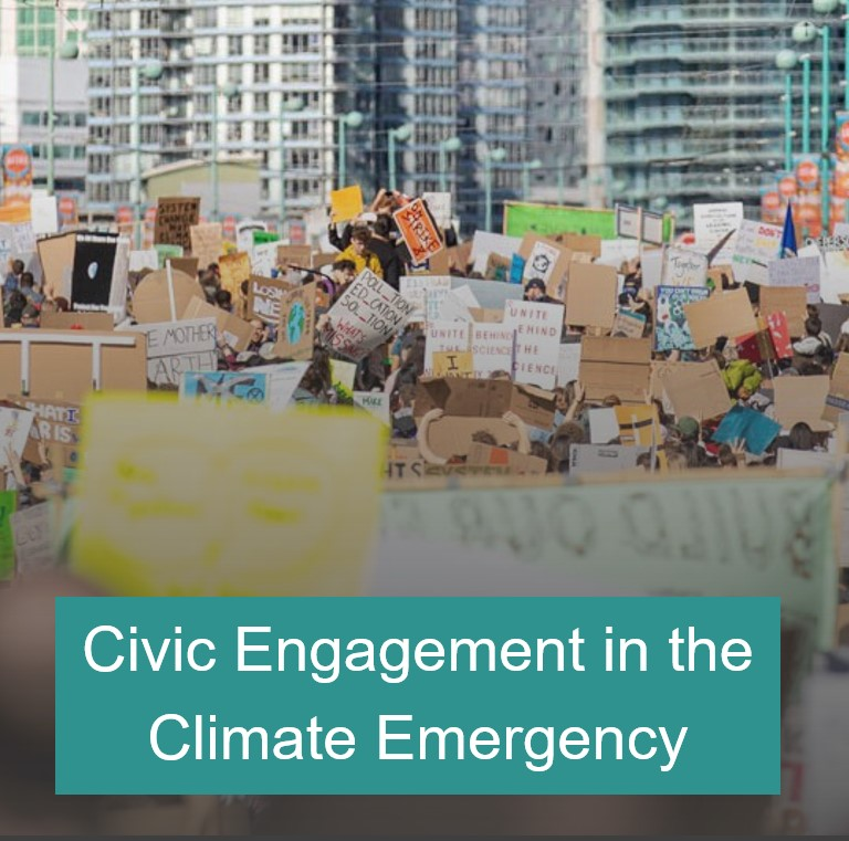 Civic Engagement in the Climate Emergency Workshop