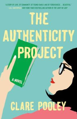 Authenticity project by clare pooley