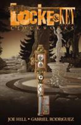 locke and key, volume 5, clockworks by joe hill