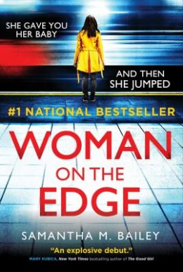 woman on the edge by samantha bailey
