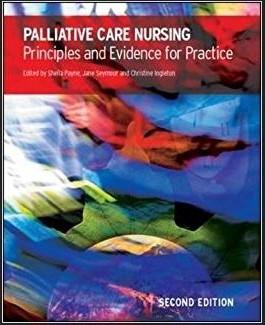 Palliative care nursing eBook cover