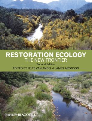 Restoration Ecology book cover