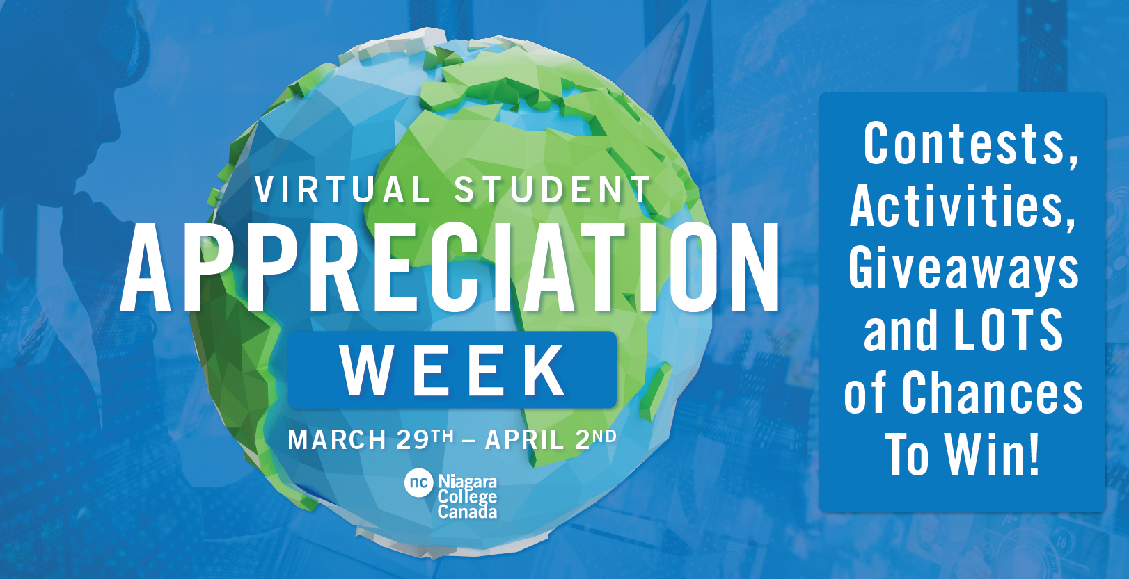 student appreciation week logo vector graphic