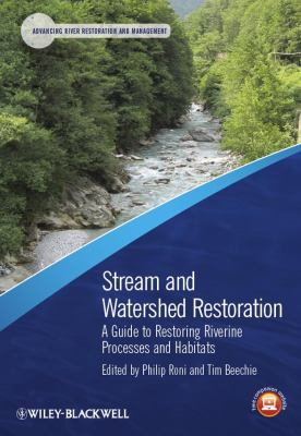 Stream and watershed book cover
