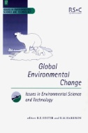 Global Environmental Change book cover