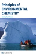 Principles of Environmental Chemistry book cover