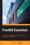 Post GIS book cover