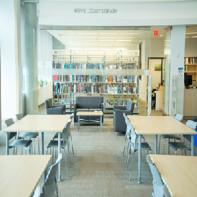 Orillia Learning-Commons