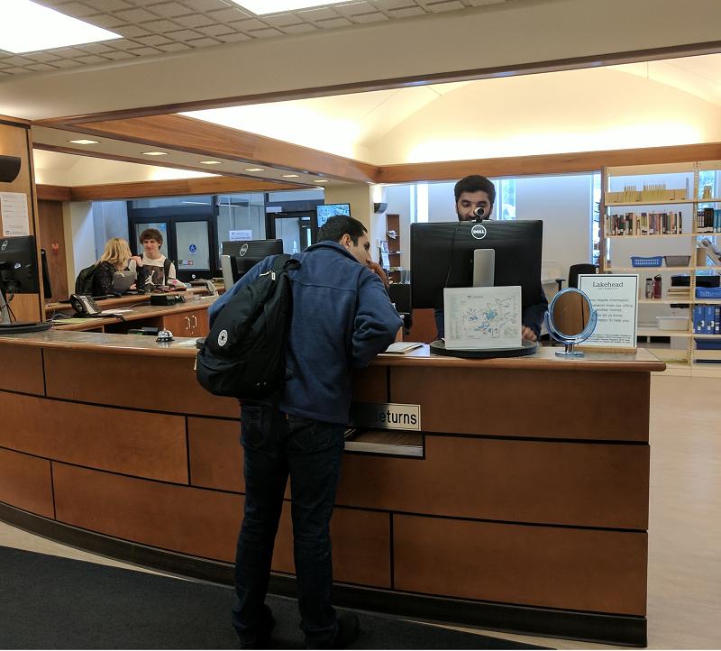 Paterson Service Desk