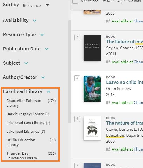 Omni search screenshot 2