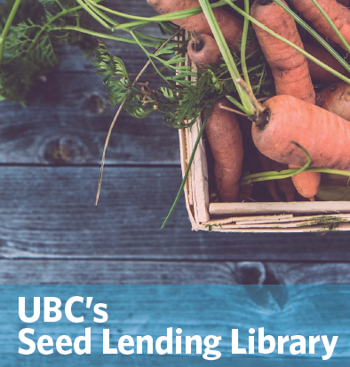 UBC's Seed Lending Library