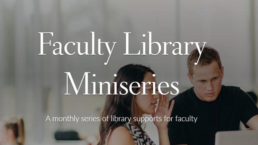 Faculty Miniseries