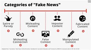 categories of fake news thumbnail