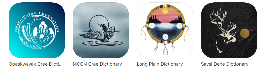 Binasii apps icons