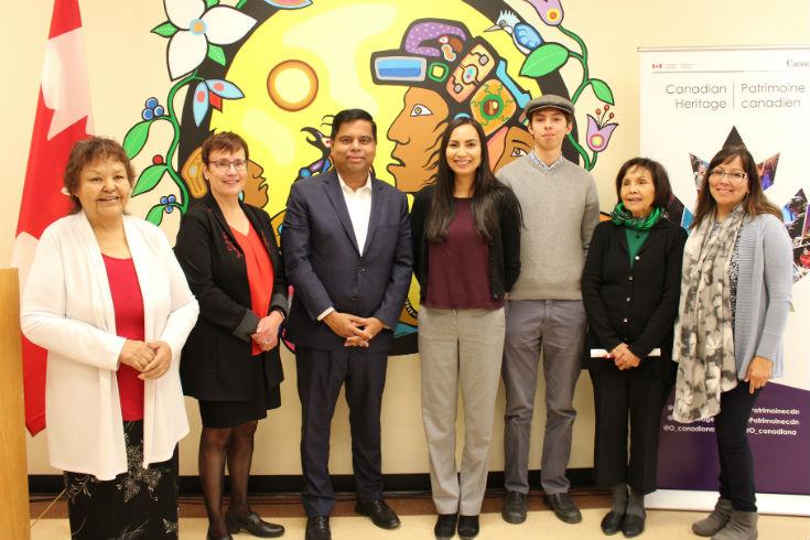 Wii Chiiwaakanak receives Aboriginal Languages Initiative funding