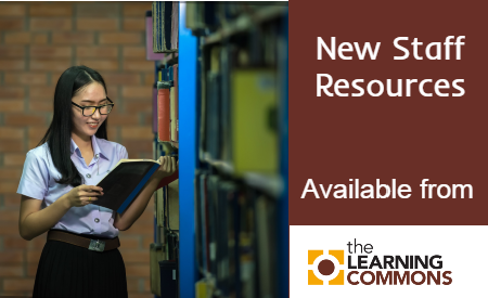 New Staff Resources on the VLC
