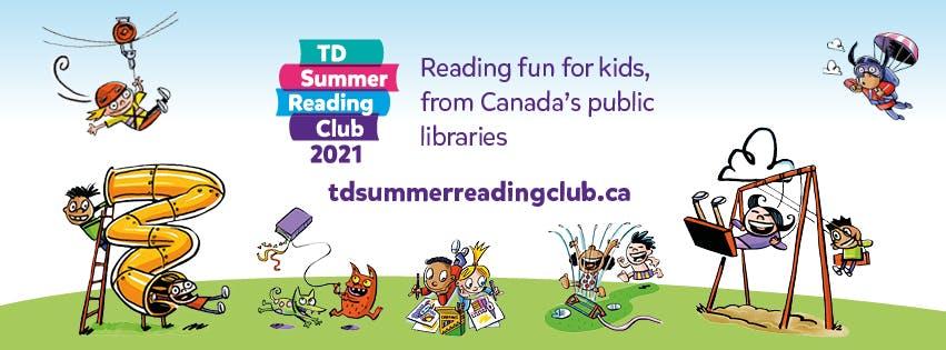 TD Summer Reading Club 2021 Logo