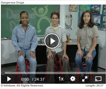 Video: Dangerous Drugs