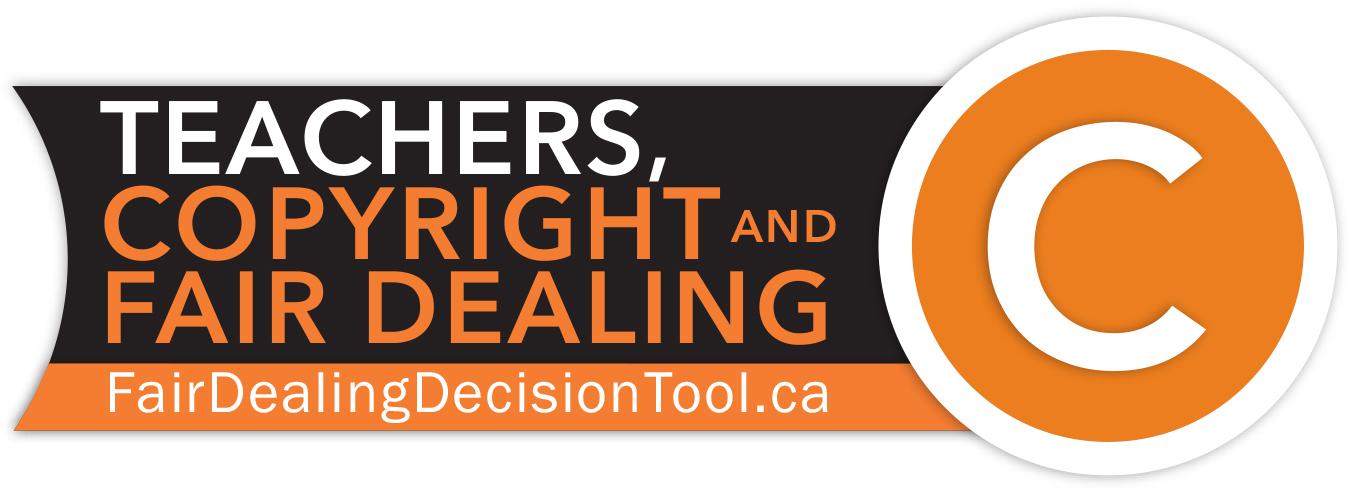 Fair Dealing Decision Tool