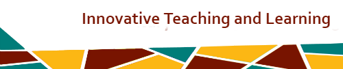 Innovative Teaching and Learning
