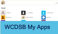 WCDSB My Apps