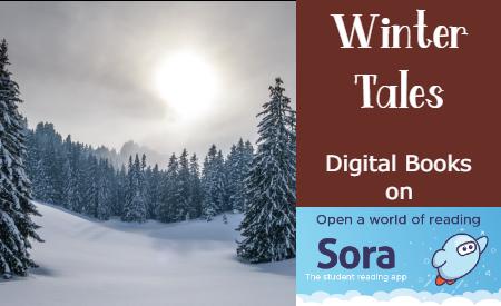 Winter Tales Digital Books on Sora