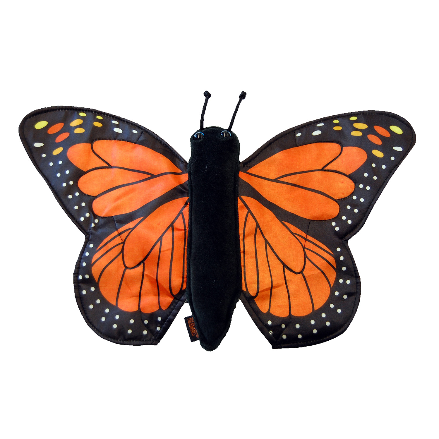 monarch butterfly puppet