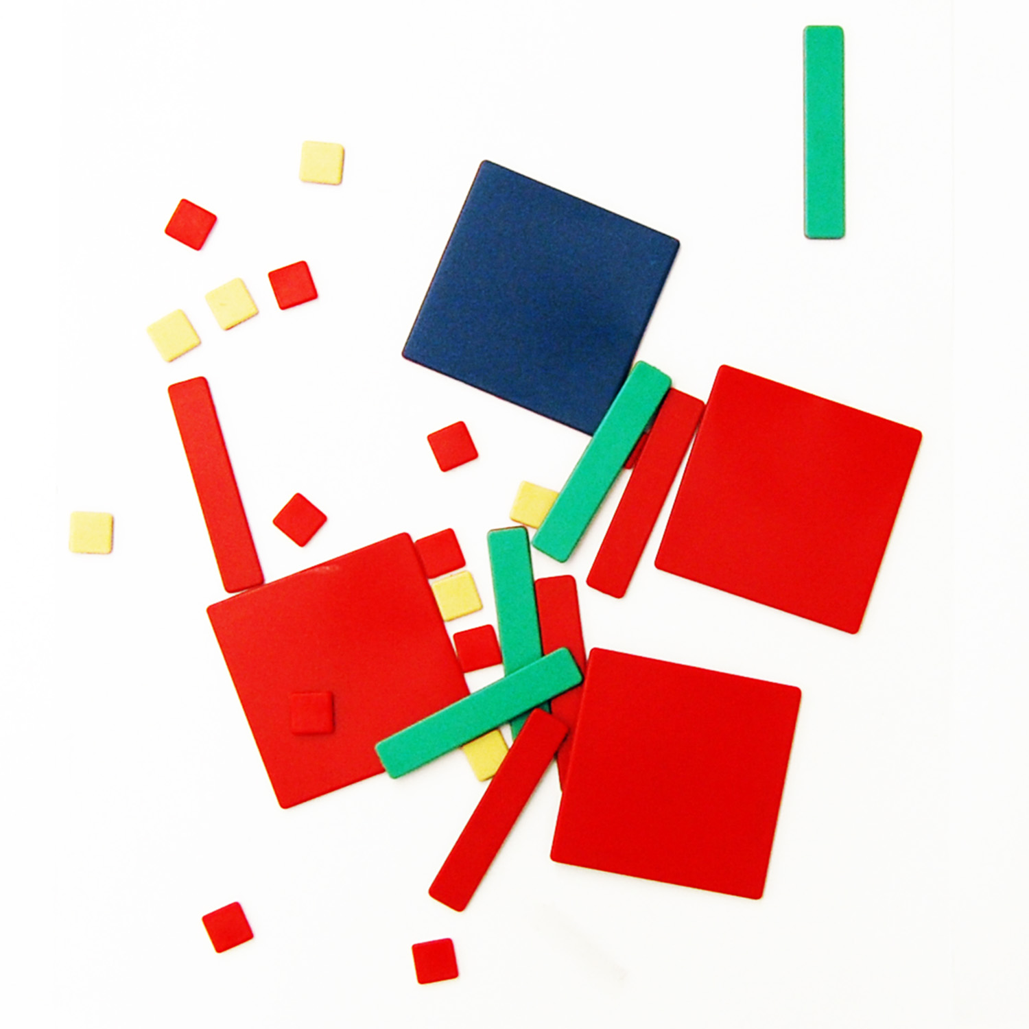 algebra tiles for overhead
