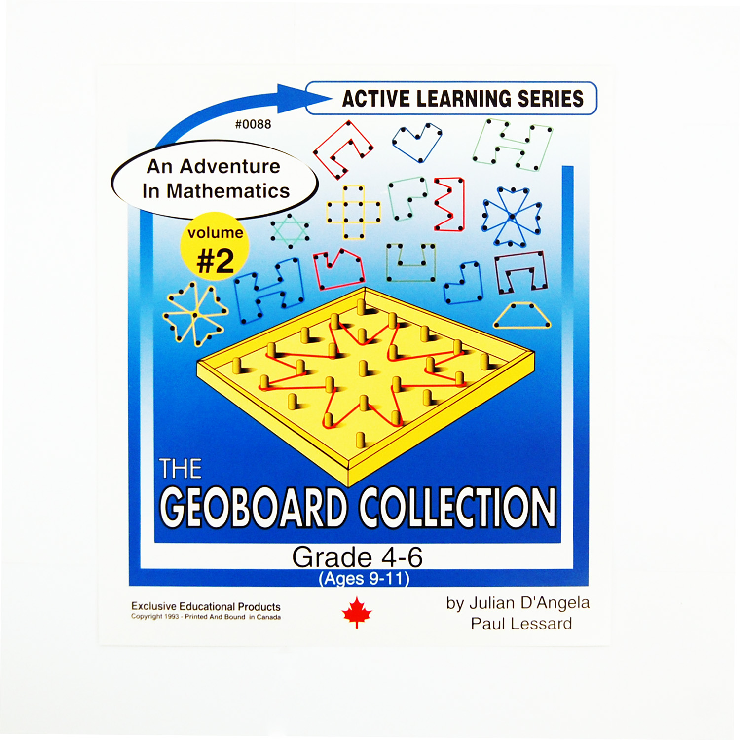geoboard collection binder
