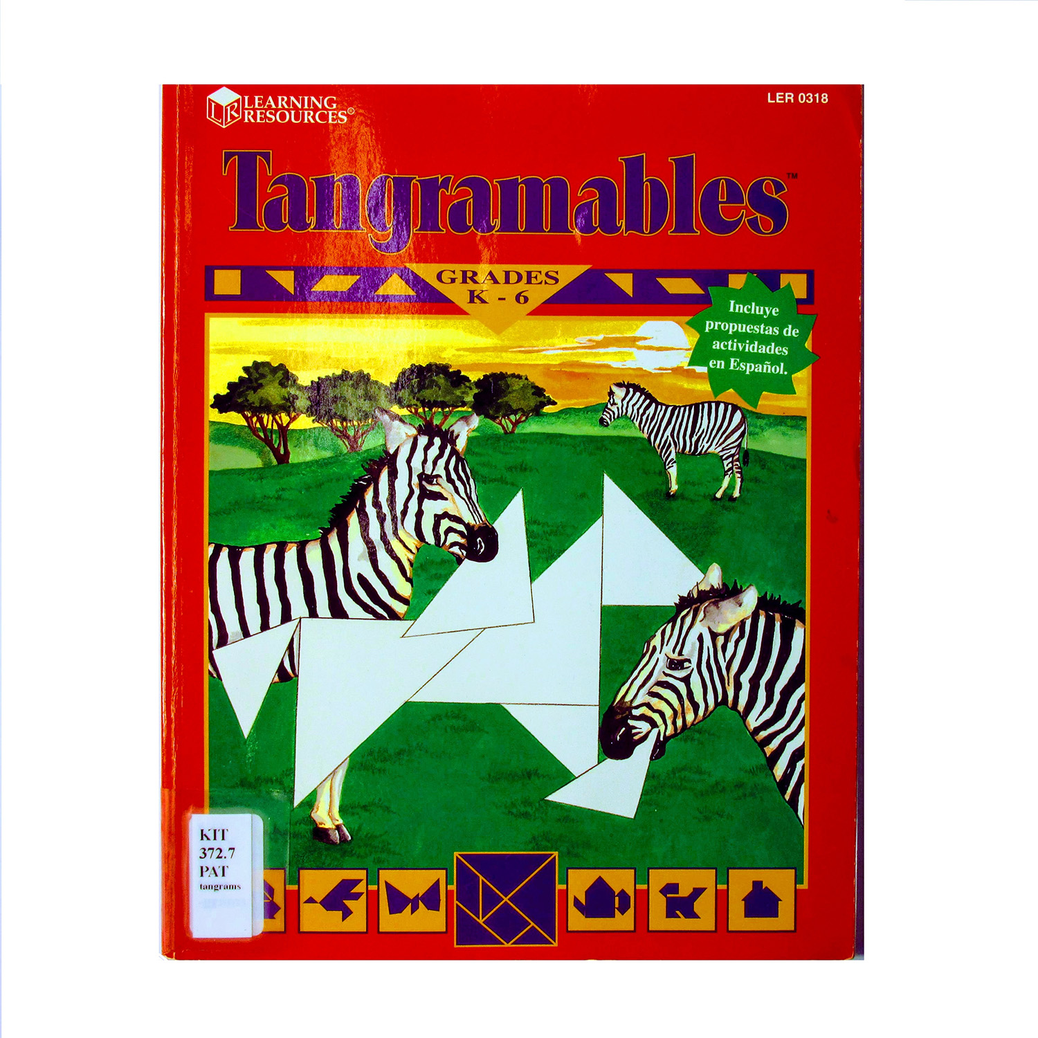tangrams activity book