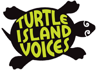 Turtle Island Voices logo