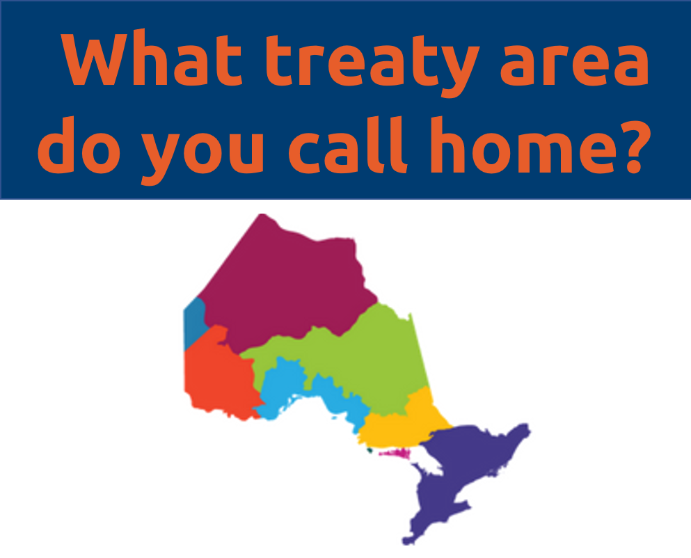 Ontario Treaty Map