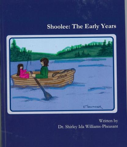 Shoolee : the Early Years (book)