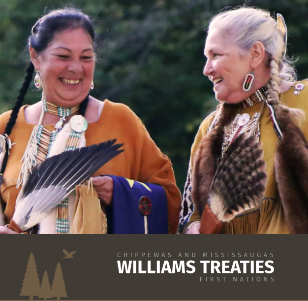 Williams Treaties First Nations website