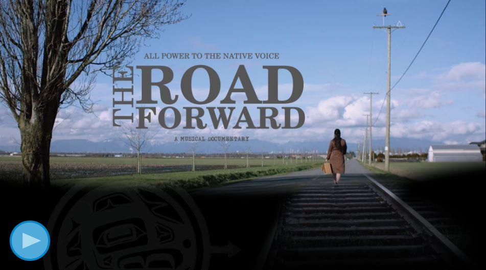 Slide image for film, The Road Forward