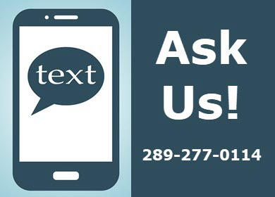 text the library 289-277-0114