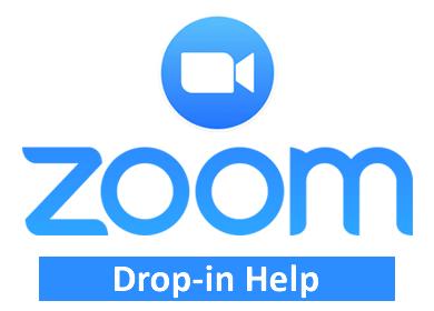 zoom drop in help