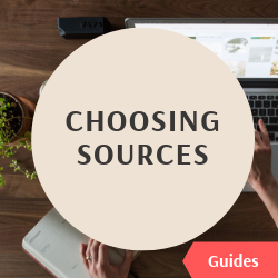 Choosing sources