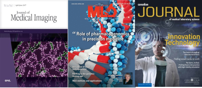 Health sciences magazines & journals