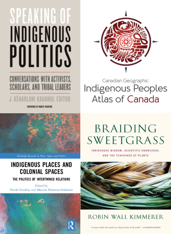 Indigenous titles