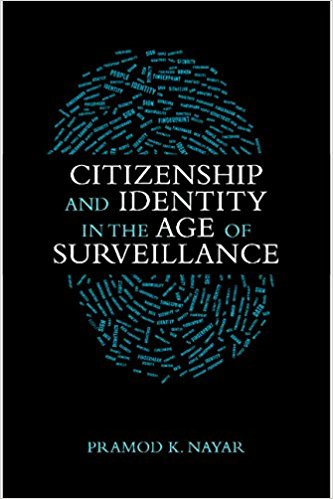 Book cover of Citizenship and Identity in the Age of Surveillance