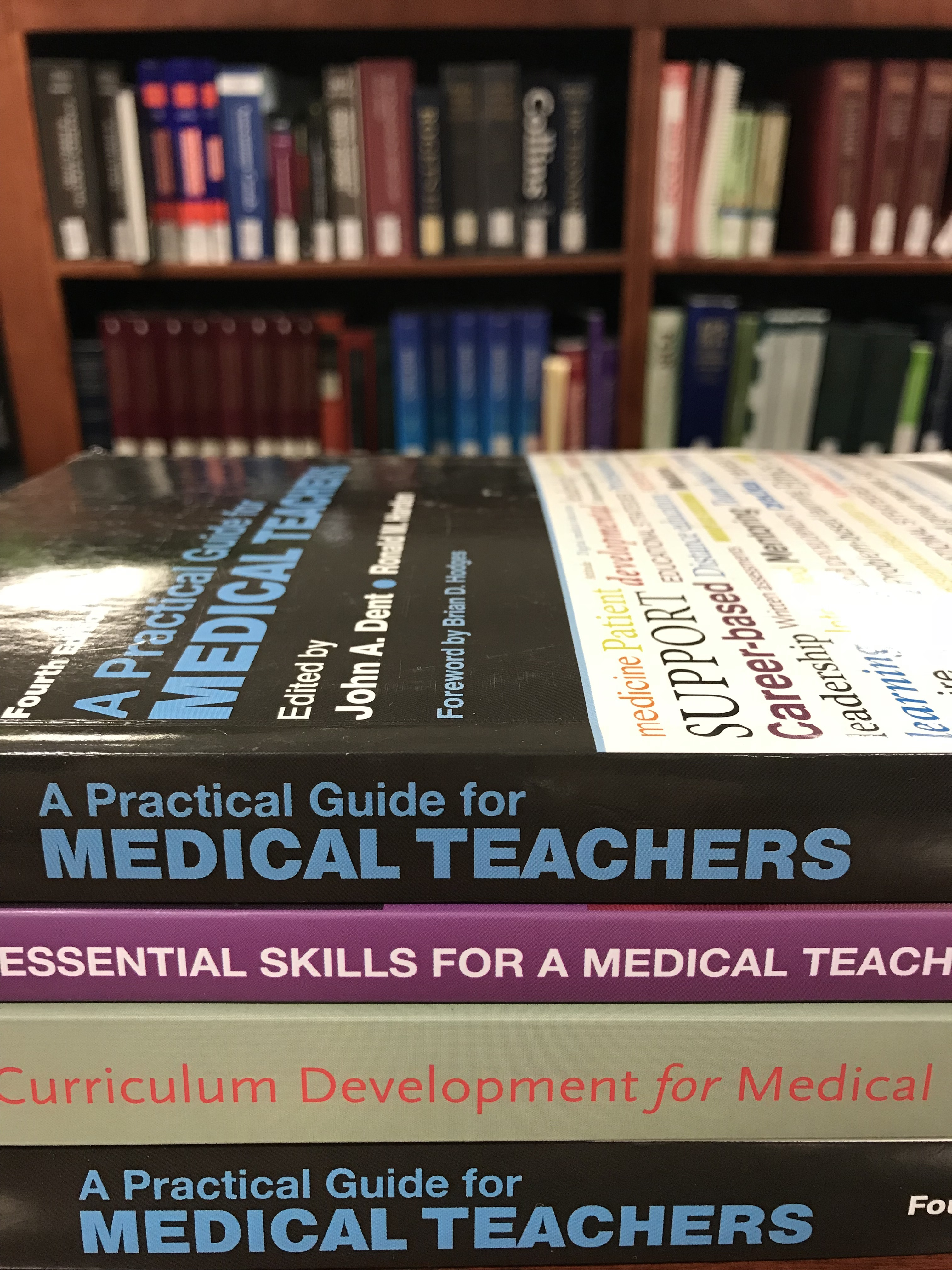 Medical education books