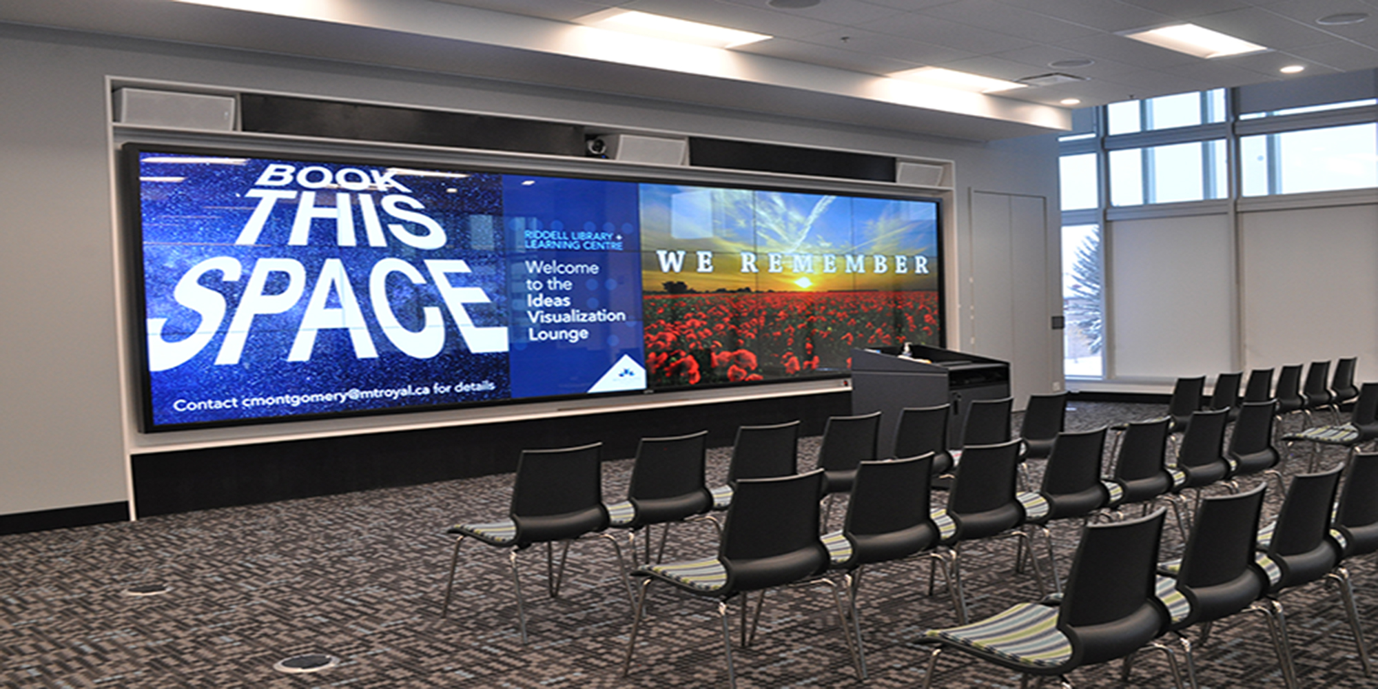 Ideas Lounge - Teaching & Learning - MRU Library Website at Mount ...
