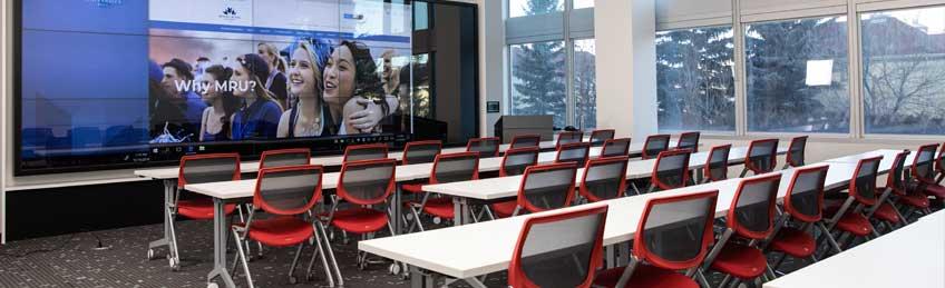 Visualization Classroom photo