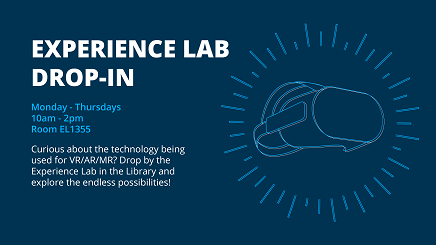 Experience Lab poster